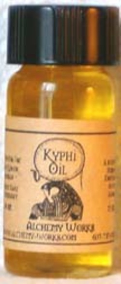 Kyphi Oil by Alchemy Works {Perfume Short (Review)}
