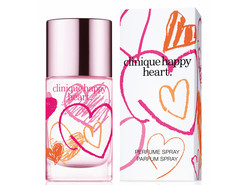 Clinique Happy Heart Makes Flowers Bloom for Children Around the World {Fragrance News - New Bottle}