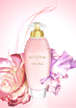 E. Coudray Iris Rose (2012) {New Fragrance}