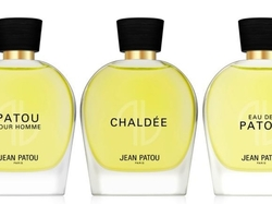 Jean Patou Héritage Chaldée, Eau de Patou, Patou pour Homme (2013) {New Perfumes}