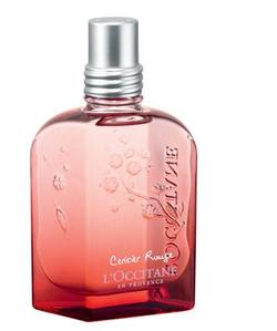 L'Occitane Cerisier Rouge Eau Intense is a Red Cherry Perfume for Valentine's Day (2014) {New Fragrance}