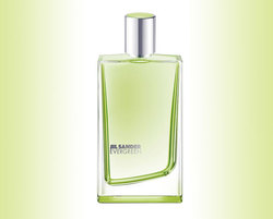 Jil Sander Evergreen - The Essence of Bliss (2014) {New Perfume}