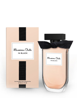 Massimo Dutti In Black for Her (2014) {New Fragrance}