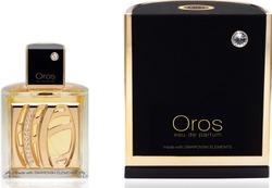 Sterling Parfums Oros pour Femme & Oros pour Homme (2014) {New Fragrances} {Men's Cologne}
