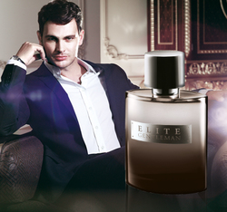 The International Marketing of Avon Elite Gentleman Cologne Eschews Globalism {Perfume Images & Ads}