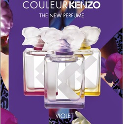 Kenzo Couleur Kenzo Violet (2014) {New Perfume} {Violet Notebook}