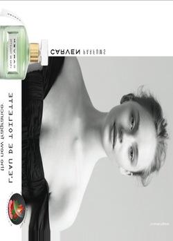Carven L'Eau de Toilette (2014) {New Perfume}