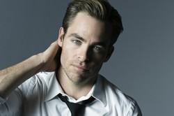 Actor Chris Pine to be New Face of Armani Code for Men {Perfume Images & Ads} {Celebrity-Endorsed Perfumes}