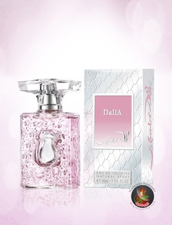 Parfums Salvador Dali DaliA (2014) {New Fragrance}