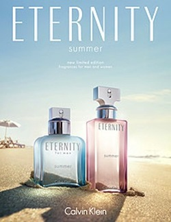Calvin Klein Eternity Summer for Women & Men (2014) {New Fragrances}