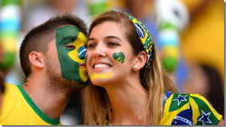 FIFA World Cup Brazil Quatuor of Fragrances (2014) {New Perfumes}