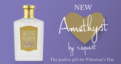 Floris Amethyst By Request for Valentine's Day (2014) {New Fragrance}