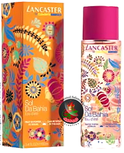 Lancaster Sol da Bahia Eau d'Eté (2014) {New Perfume} {Beauty Notes}