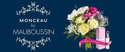 Monceau by Mauboussin {Perfume Shopping Tip} {Rose Notebook}