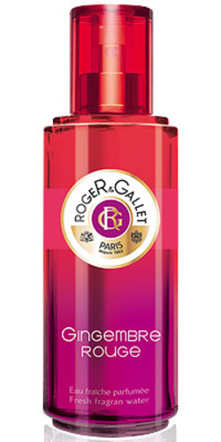 Roger et Gallet Gingembre Rouge (2014) {New Fragrance}