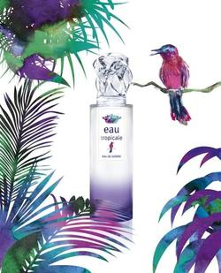 Sisley Eau Tropicale (2014) {New Fragrance}