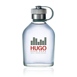 Hugo Boss Hugo Man Music Edition (2014) {New Fragrance} {Men's Cologne} {Perfume Images & Ads}