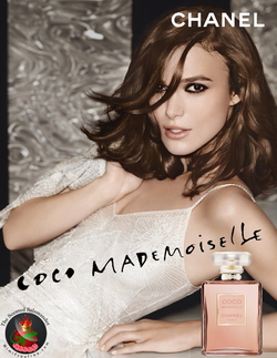 Keira Knightley & Danila Kozlovsky Smolder in New Advertizing Campaign for Chanel Coco Mademoiselle {Perfume Images & Ads}