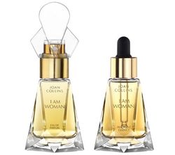 Joan Collins I Am Woman Signature Duo (2014) {New Perfumes} {Celebrity Fragrance}