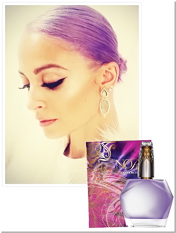 Nicole Richie No Rules (2014) {New Perfume} {Celebrity Fragrance}