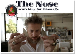 Searching for Blamage - A Documentary about a Perfumer's Quest for Happenstance Creativity {Perfume Images / Movies & Olfaction}