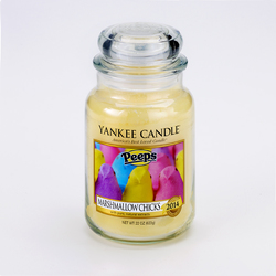 Yankee Candle Release Peeps Bougie for Easter 2014 {New Perfume}