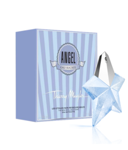 Thierry Mugler Angel Eau Sucrée Offers a Double Helping of Gourmand (2014) {New Perfume}