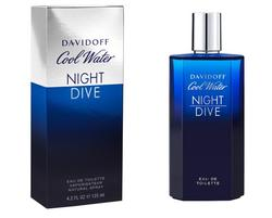 Davidoff Cool Water Night Dive (2014) {New Fragrance} {Men's Cologne}