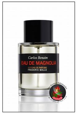 Editions de Parfums Frederic Malle Eau de Magnolia by Carlos Benaïm (2014) {New Fragrance}