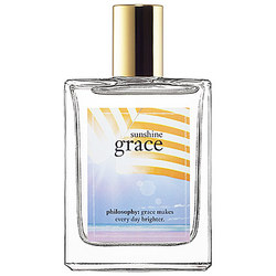 Philosophy Sunshine Grace (2014) {New Fragrance} {Beauty Notes - Bath & Body}