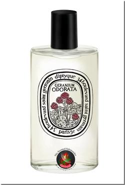 Diptyque Geranium Odorata Eau Florale (2014) {Perfume Review & Musings}