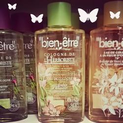 Bien-Etre Cologne de l'Herboriste aux Graines d'Amandier (2014) {New Fragrance}
