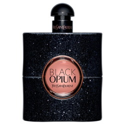 Yves Saint Laurent to Release New Chapter to Opium with Black Opium (2014) {New Fragrance} {Perfume Images & Ads}
