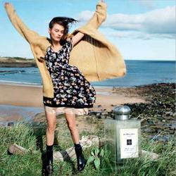 Jo Malone Wood Sage & Sea Salt (2014) {New Fragrance}