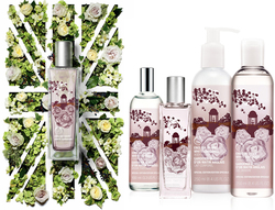 The Body Shop English Dawn White Gardenia (2014) {New Perfume}