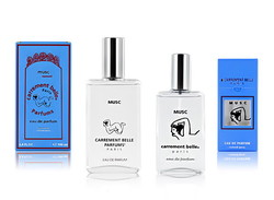 Carrément Belle Musc in a New Formulation (2014) {New Perfume}