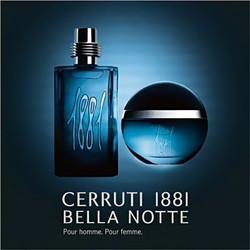 Cerruti 1881 Bella Notte Femme & Homme (2014) {New Perfumes} {Men's Cologne}