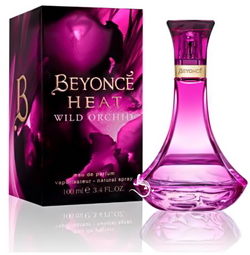 Beyoncé Heat Wild Orchid (2014) {New Perfume} {Celebrity Fragrance}