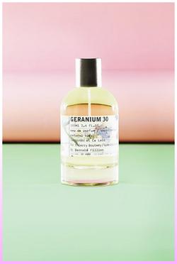 Le Labo Geranium 30 (2014) {New Perfume}