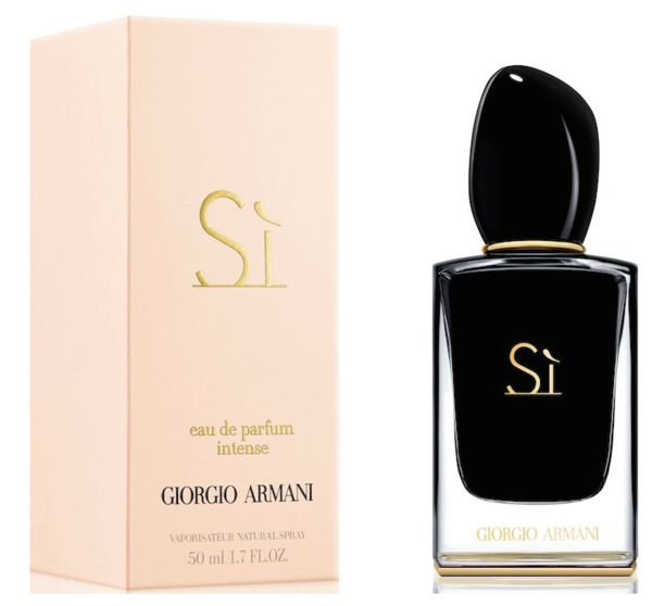 giorgio armani si eau de parfum intense 2014 new. Black Bedroom Furniture Sets. Home Design Ideas