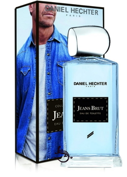 Daniel Hechter Jeans Brut (2014) {New Fragrance} {Men's Cologne}
