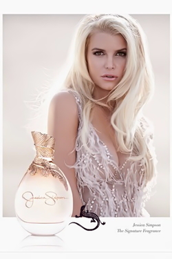 Jessica Simpson The Signature Fragrance (2014) {New Perfume} {Celebrity Perfume}