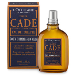 L'Occitane Eau de Cade (2014) {New Fragrance} {Men's Cologne}