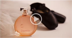 Repetto Eau de Parfum - The Teaser (2014) {New Fragrance} {Perfume Images & Ads}