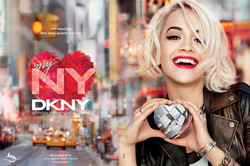 DKNY My NY - Fronted by Rita Ora (2014) {New Perfume}