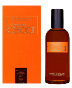 Czech & Speake Spanish Cedar (2014) {New Fragrance} {Men's Cologne}