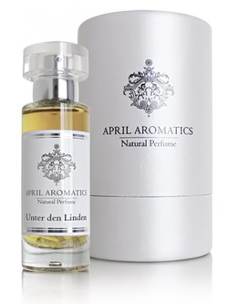 April Aromatics Unter Den Linden (2014) {New Perfume} {Green Products}