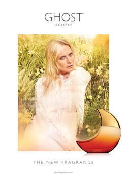 Ghost Eclipse is Fronted by Poppy Delevingne (2014) {New Fragrance}
