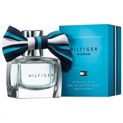 Tommy Hilfiger Woman Endlessly Blue: Kissing in the Rain (2014) {New Perfume}
