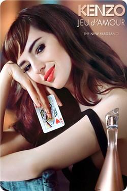 Kenzo Jeu d'Amour (2014) {New Perfume}